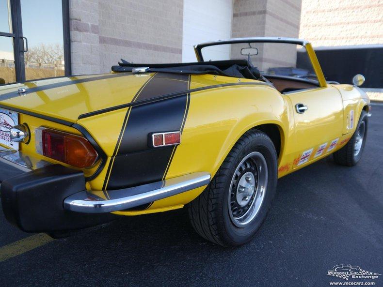 1977 triumph spitfire 1500