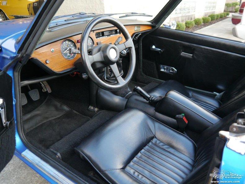 1980 triumph spitfire 1 5 1500