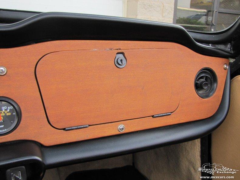 1971 triumph tr6 convertible