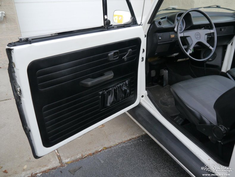1978 volkswagen super beetle convertible