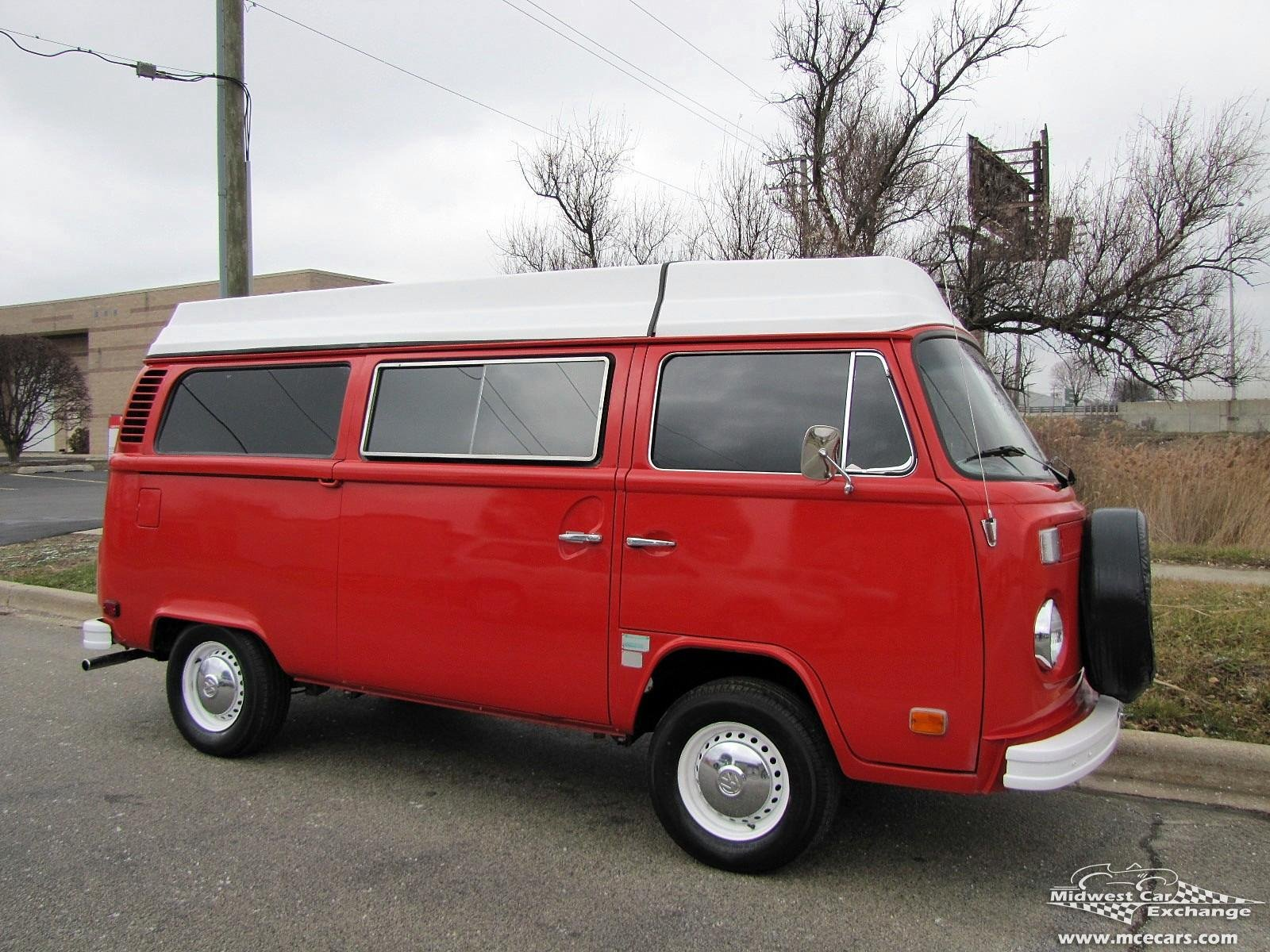 1973 Volkswagen Vanagon Midwest Car Exchange