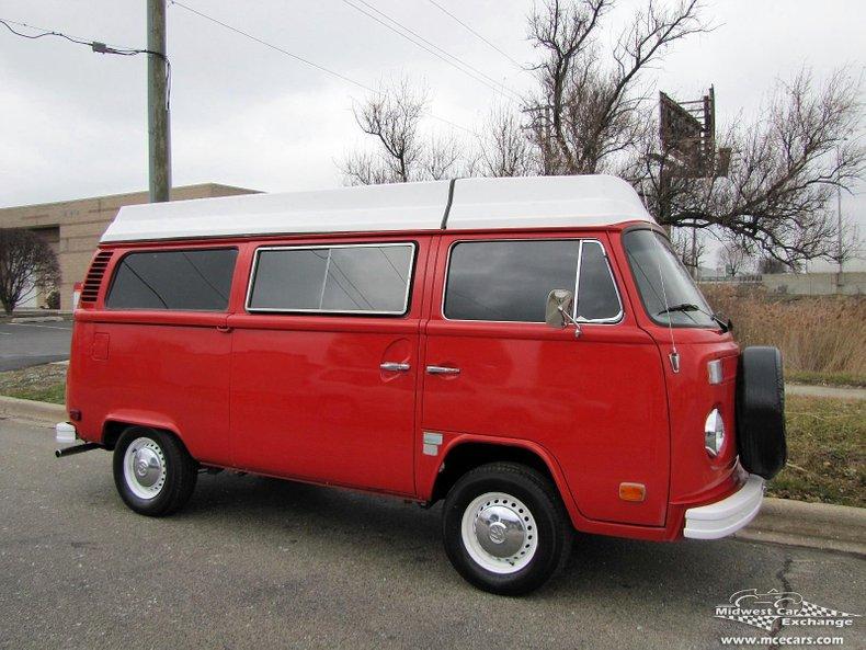1973 Volkswagen Vanagon