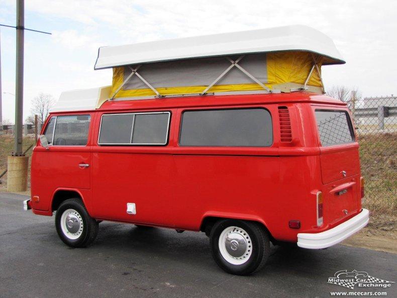1973 volkswagen vanagon campmobile riviera