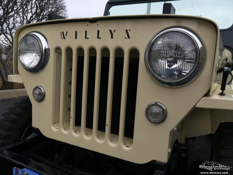 1955 willys jeep cj 3b