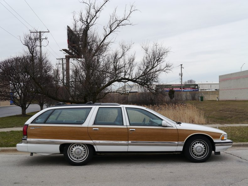 1996 buick roadmaster limited estate wagon