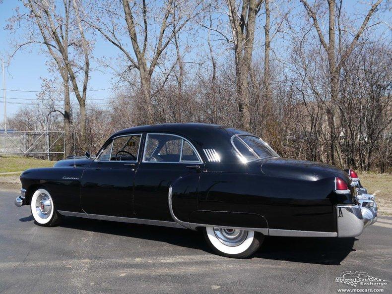 1949 cadillac 60 special fleetwood