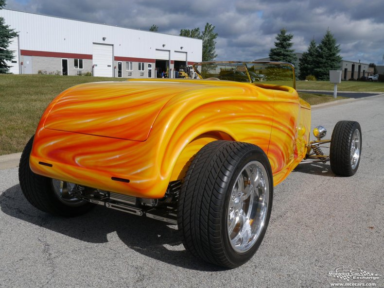 1932 ford roadster high boy