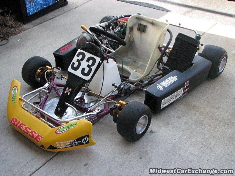 1998 Biesse Shifter Kart
