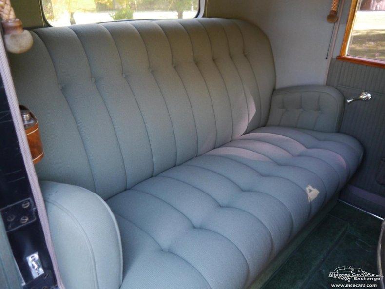 1929 lasalle town sedan 4 door series 328