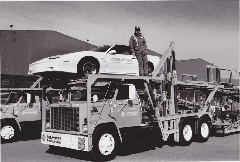 1989 pontiac trans am pace car 20th anniversary