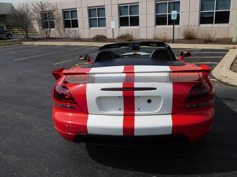 2010 dodge viper srt 10 roadster
