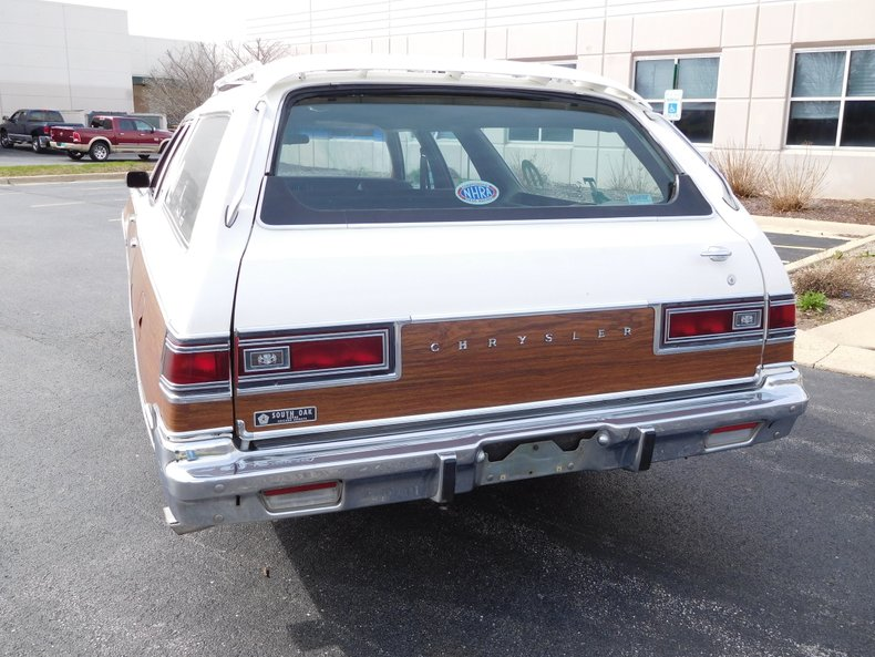 1976 chrysler town and country station wagon