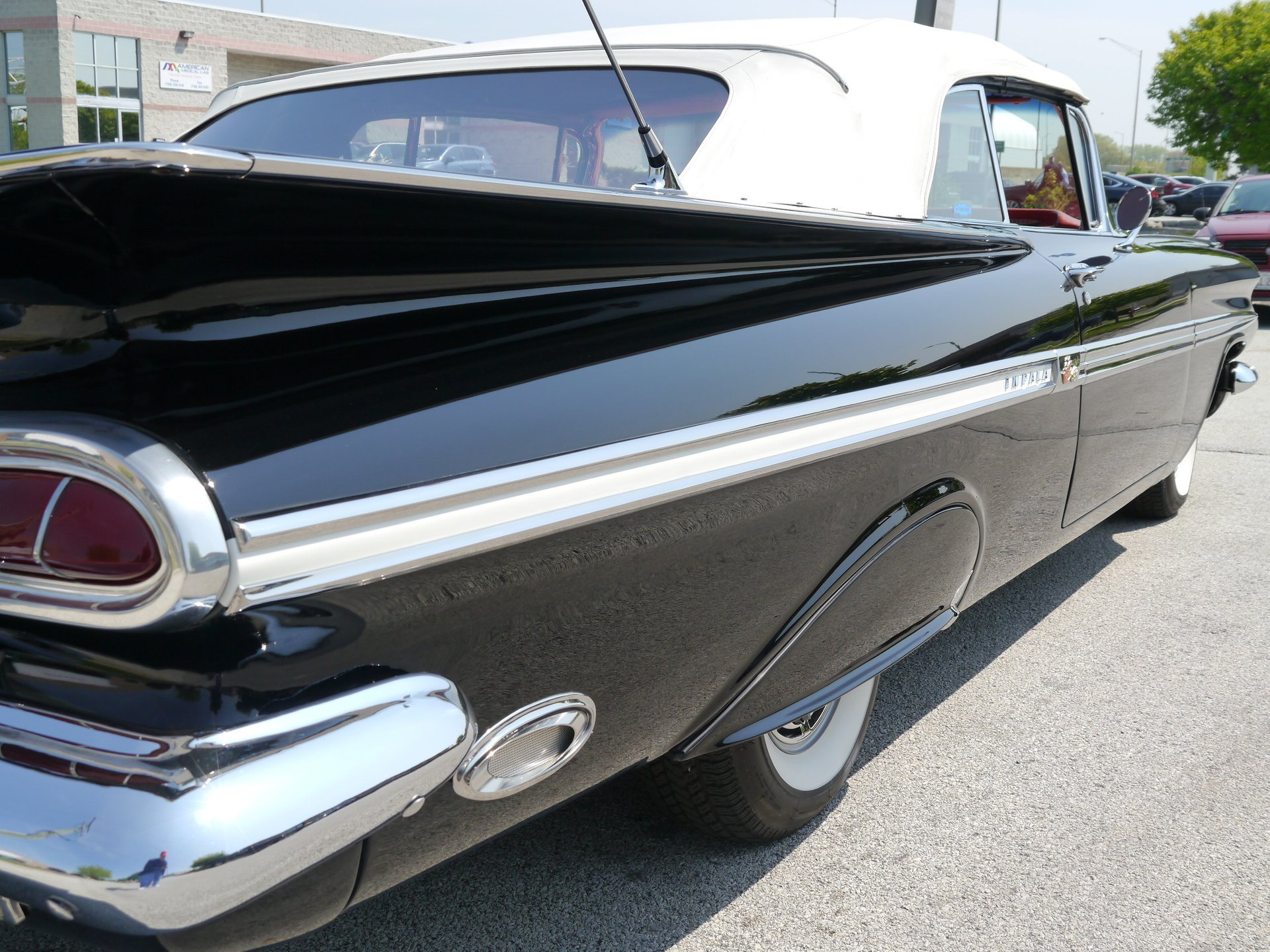 1959 Chevrolet Impala Convertible for sale #50656 | MCG