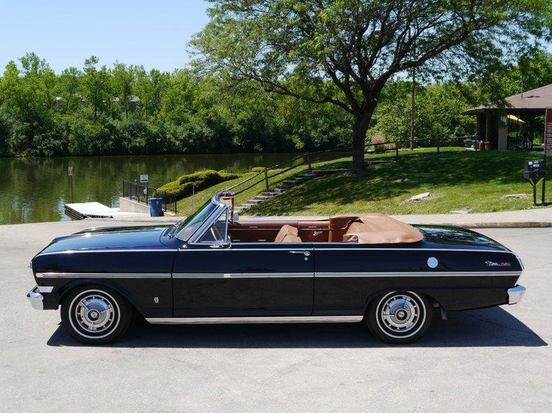 1963 chevrolet nova super sport convertible