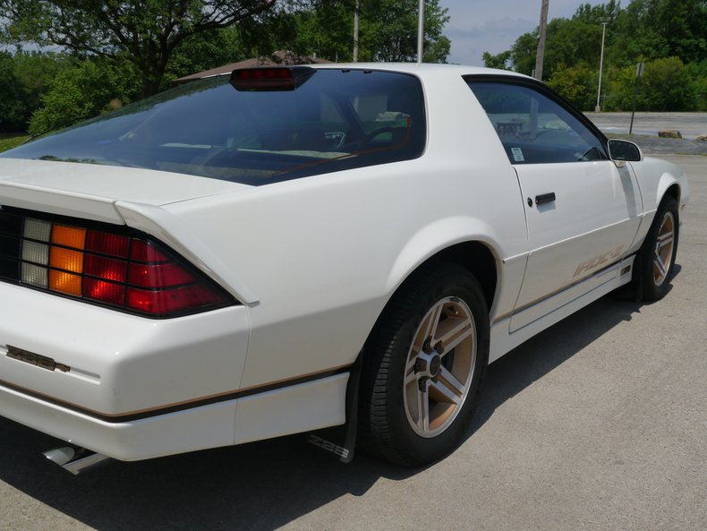 1986 Chevrolet Camaro | Midwest Car Exchange
