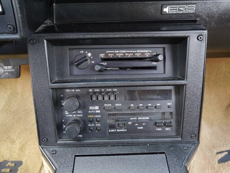 1986 chevrolet camaro iroc z28