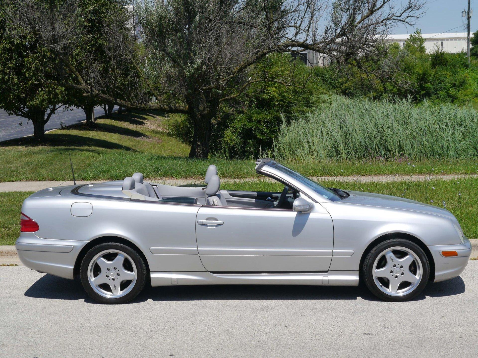 2001 Mercedes Benz CLK430 | Midwest Car Exchange