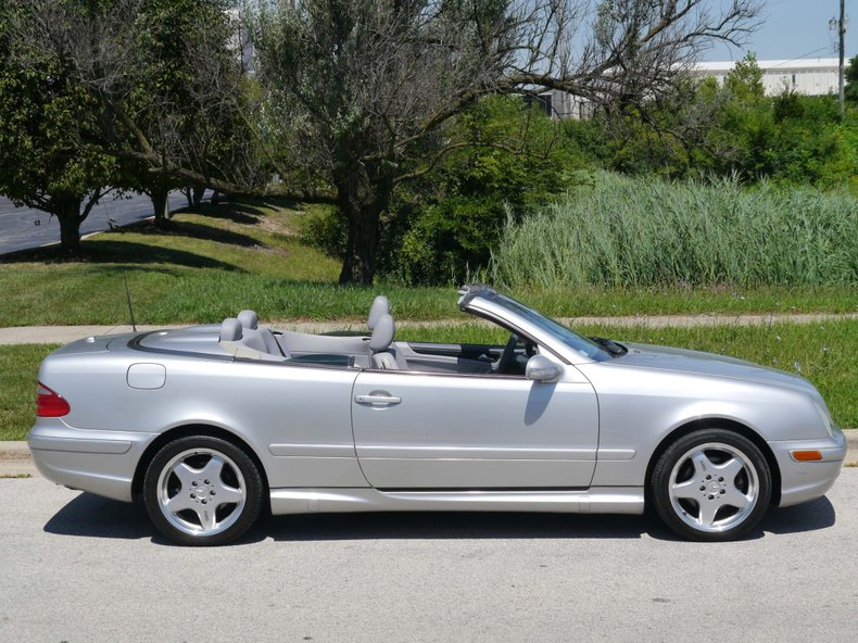 2001 Mercedes Benz CLK430 For Sale