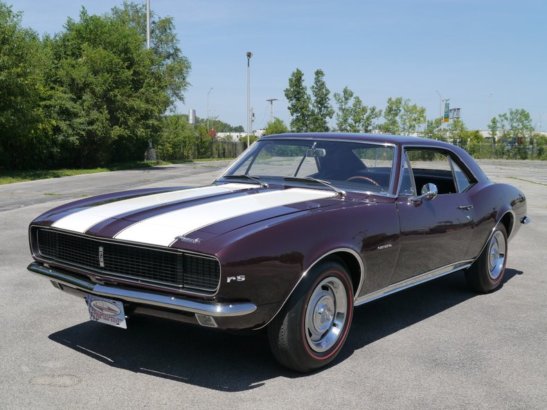 1967 Chevrolet Camaro RS Z28 for sale #61732 | MCG
