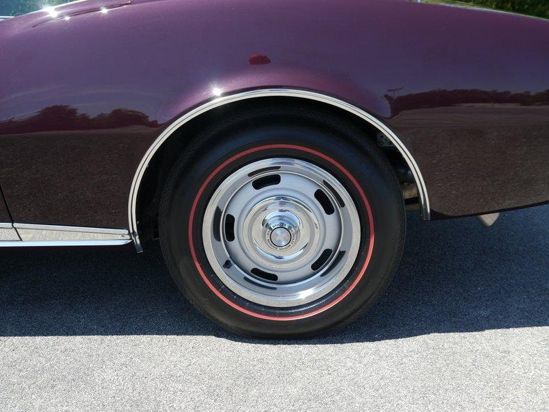 1967 chevrolet camaro rs z28