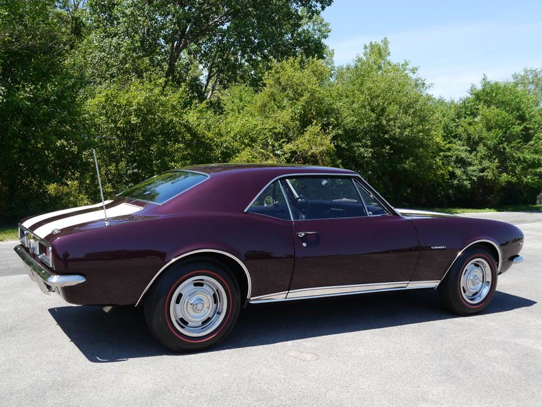 1967 chevrolet camaro rs z28