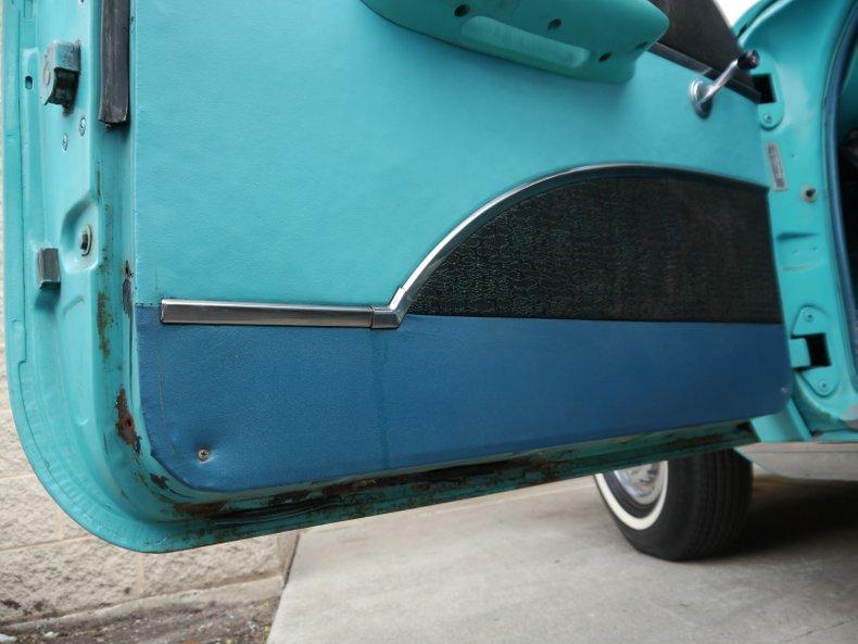 1957 chevrolet bel air 4 door hardtop sport sedan