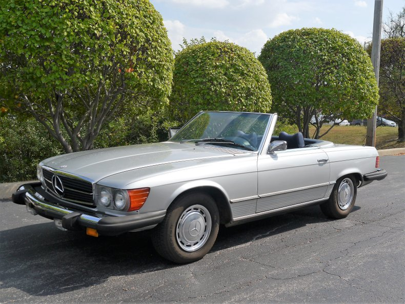 1975 Mercedes Benz 450SL For Sale