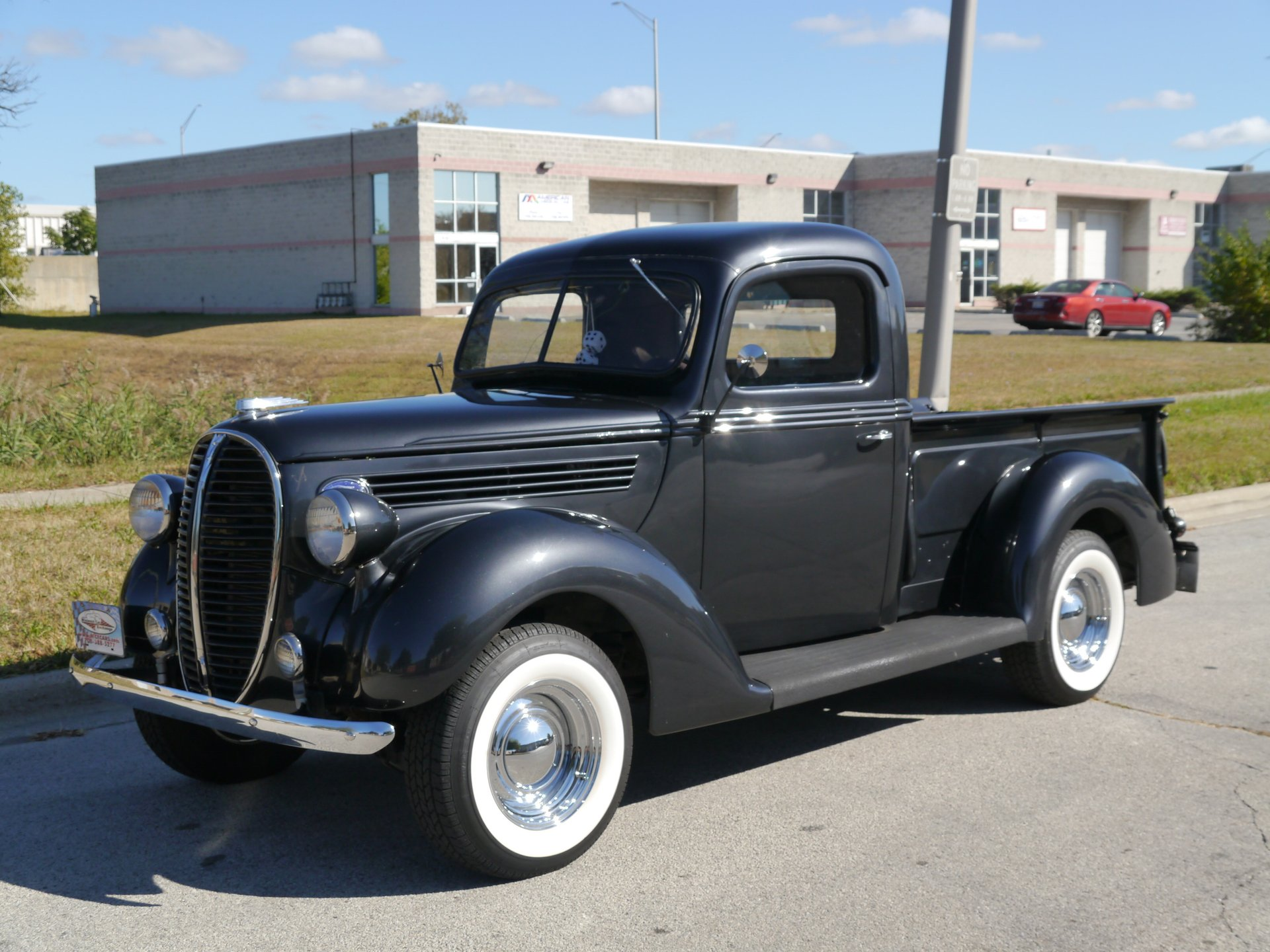 1938 Ford Truck >> 1938 Ford Pickup For Sale 67485 Mcg