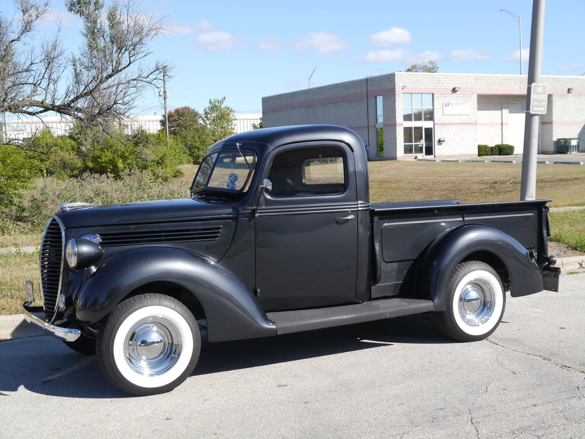 1938 Ford Truck >> 1938 Ford Pickup Midwest Car Exchange
