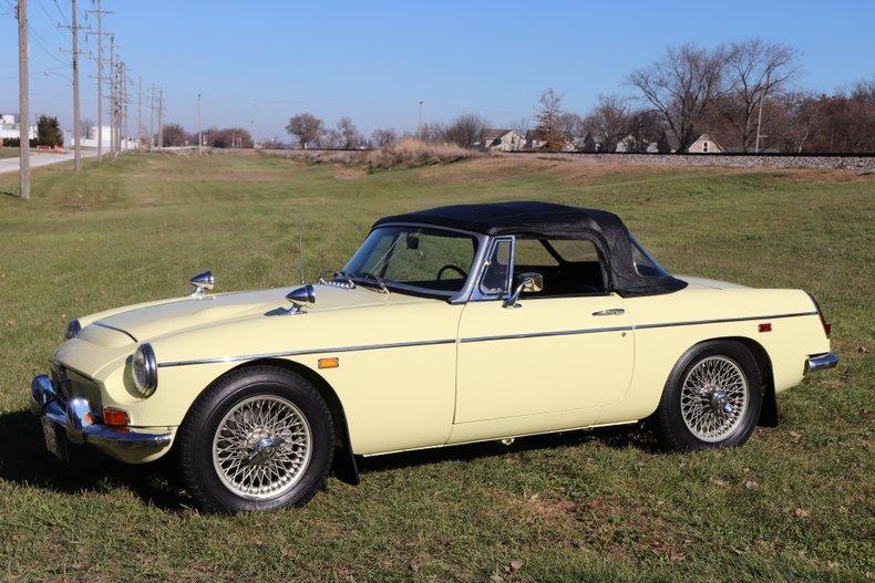 1969 MG MGC | Midwest Car Exchange