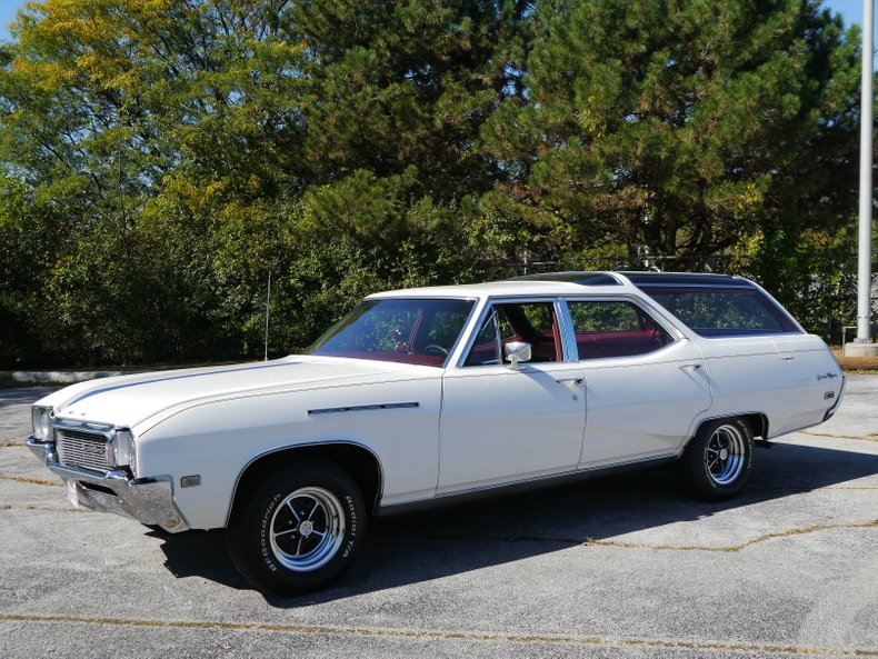 1968 Buick Sport Wagon For Sale