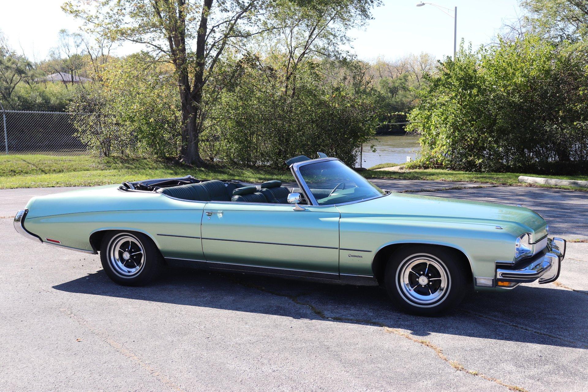 1973 buick centurion | midwest car exchange