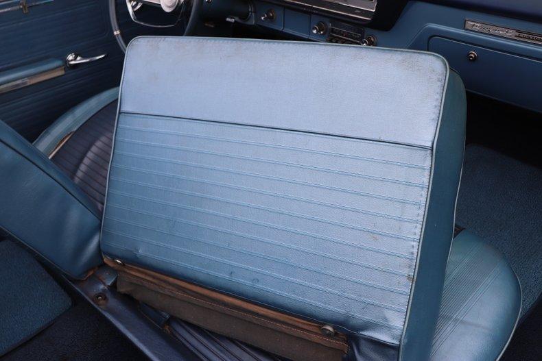 1964 pontiac tempest custom convertible