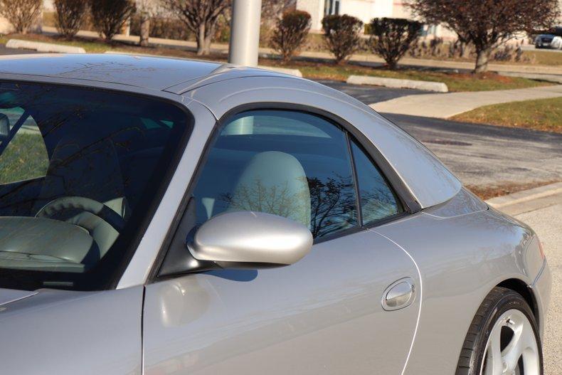 2000 porsche 911 carrera