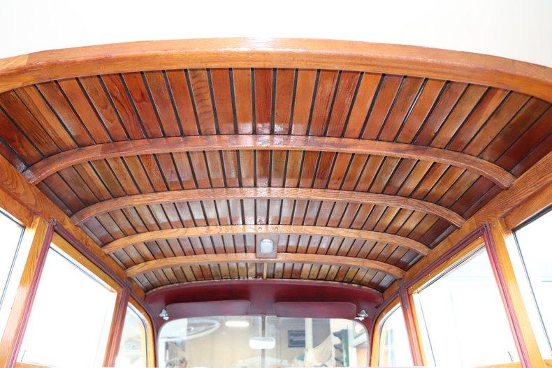 1947 pontiac streamliner woody