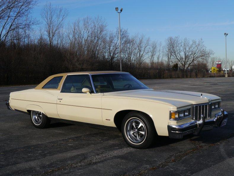 1976 Pontiac Bonneville