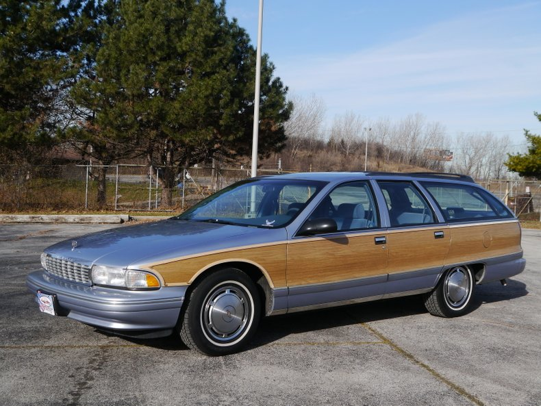 1995 Chevrolet Caprice | Midwest Car Exchange