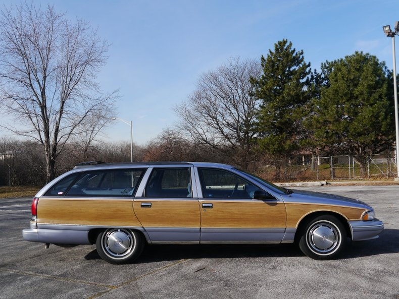 1995 chevrolet caprice classic station wagon