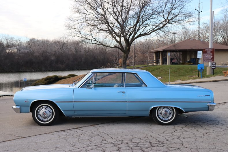 1965 Chevrolet Malibu | Midwest Car Exchange