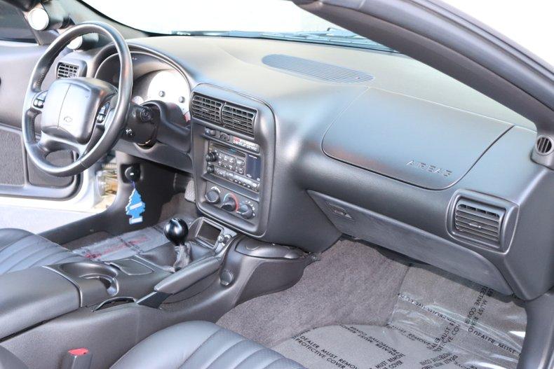 2002 chevrolet camaro z28 ss slp