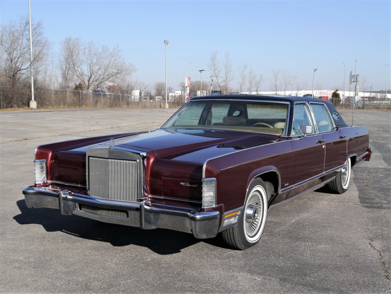 1979 Lincoln Town Car | Midwest Car Exchange