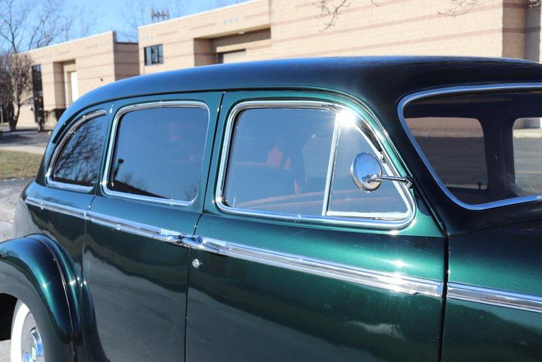 1946 cadillac fleetwood 4 door 7 passenger
