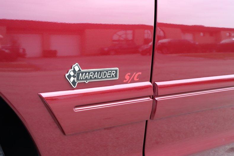 2004 mercury marauder