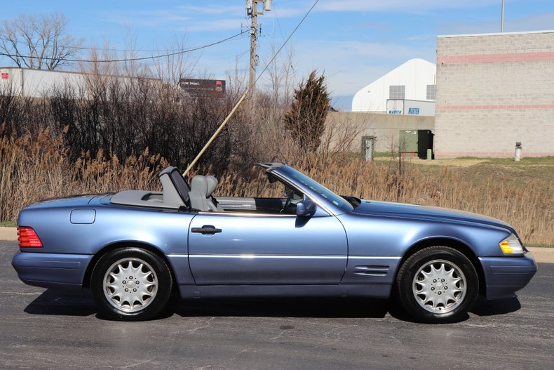 1997 Mercedes Benz SL320