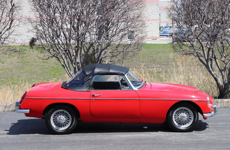 1969 MG MGB For Sale