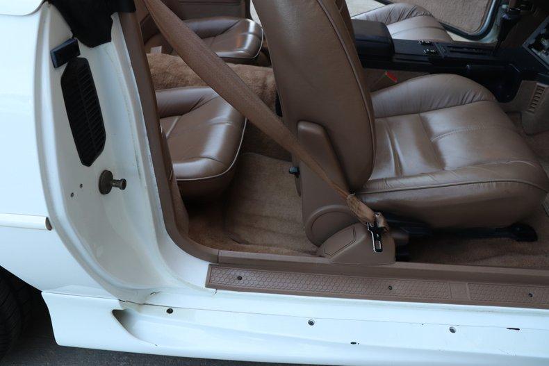 1992 chevrolet camaro z28 convertible