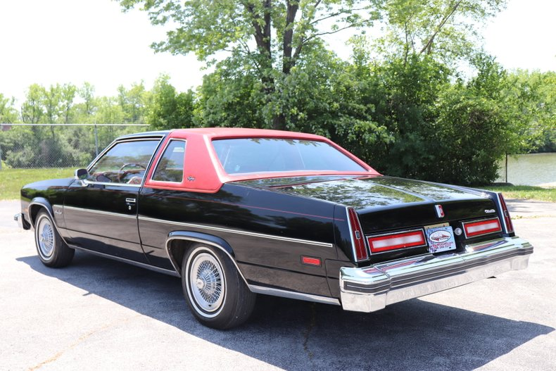 1977 oldsmobile 98 regency