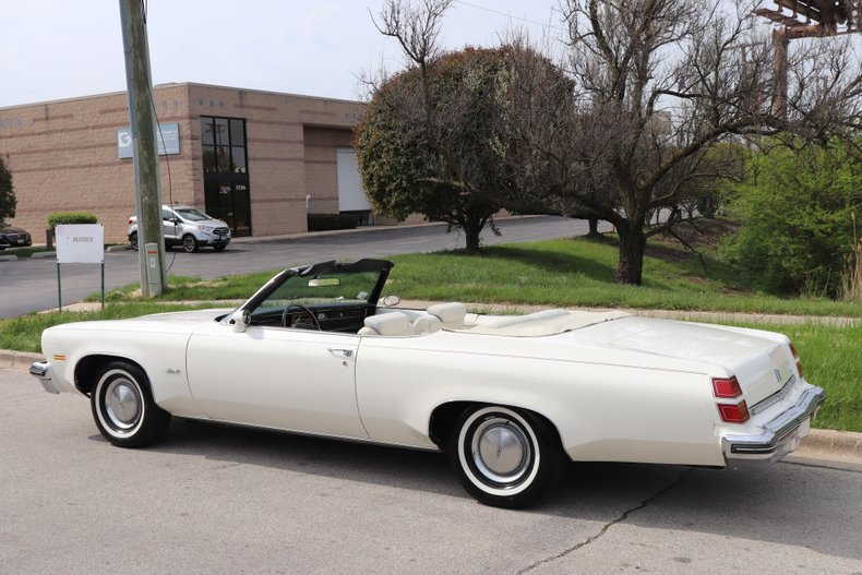 1974 oldsmobile delta 88 royale convertible