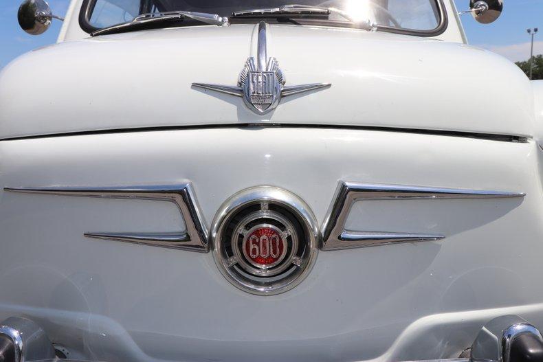 1969 fiat 600d