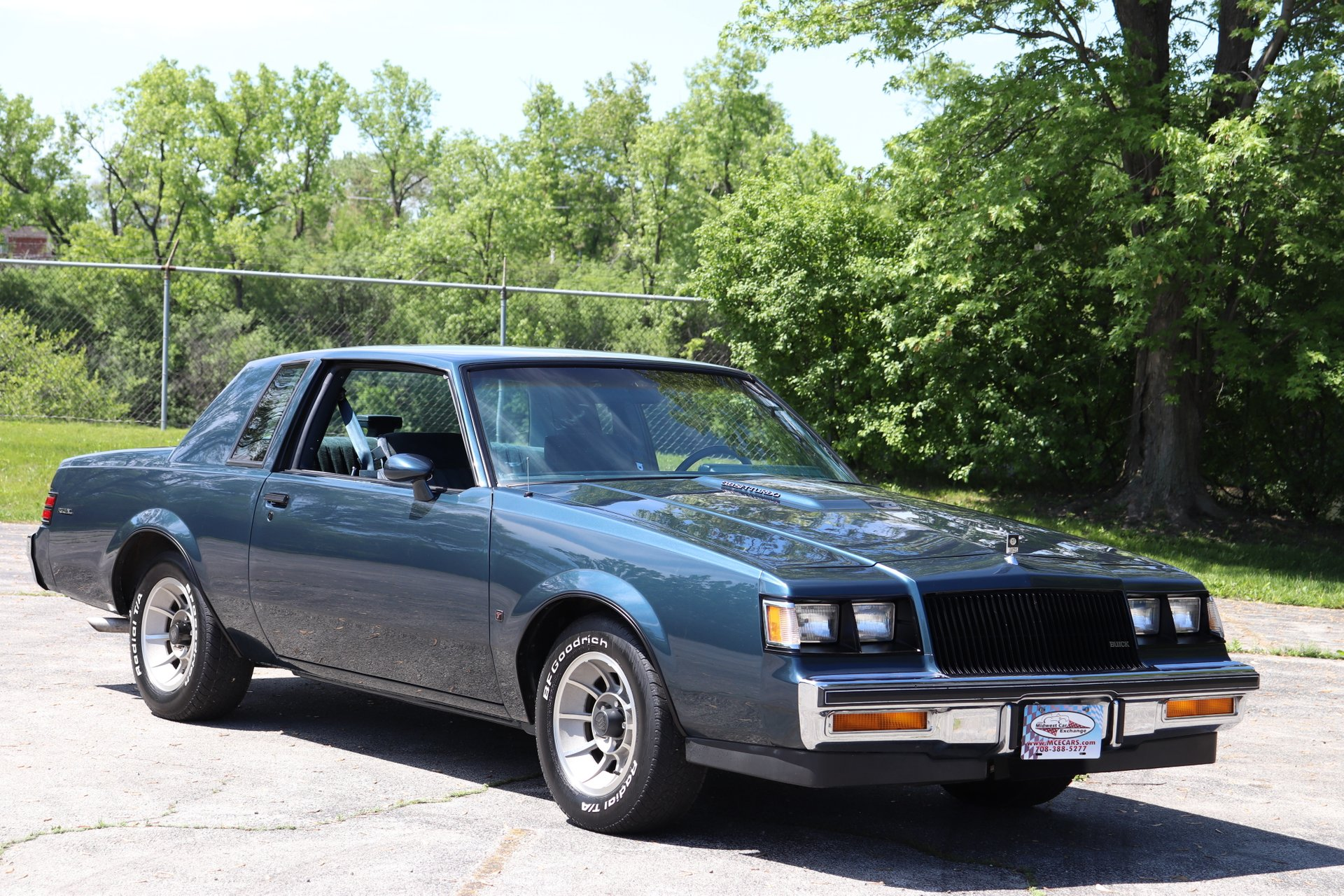 Buick T Type >> 1987 Buick Regal Midwest Car Exchange